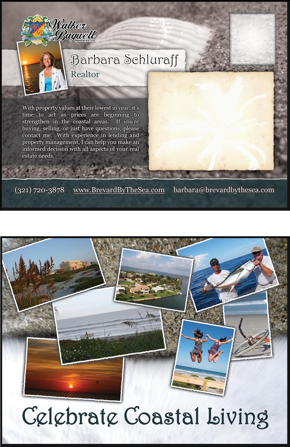Brevard County FL Postcard Printing