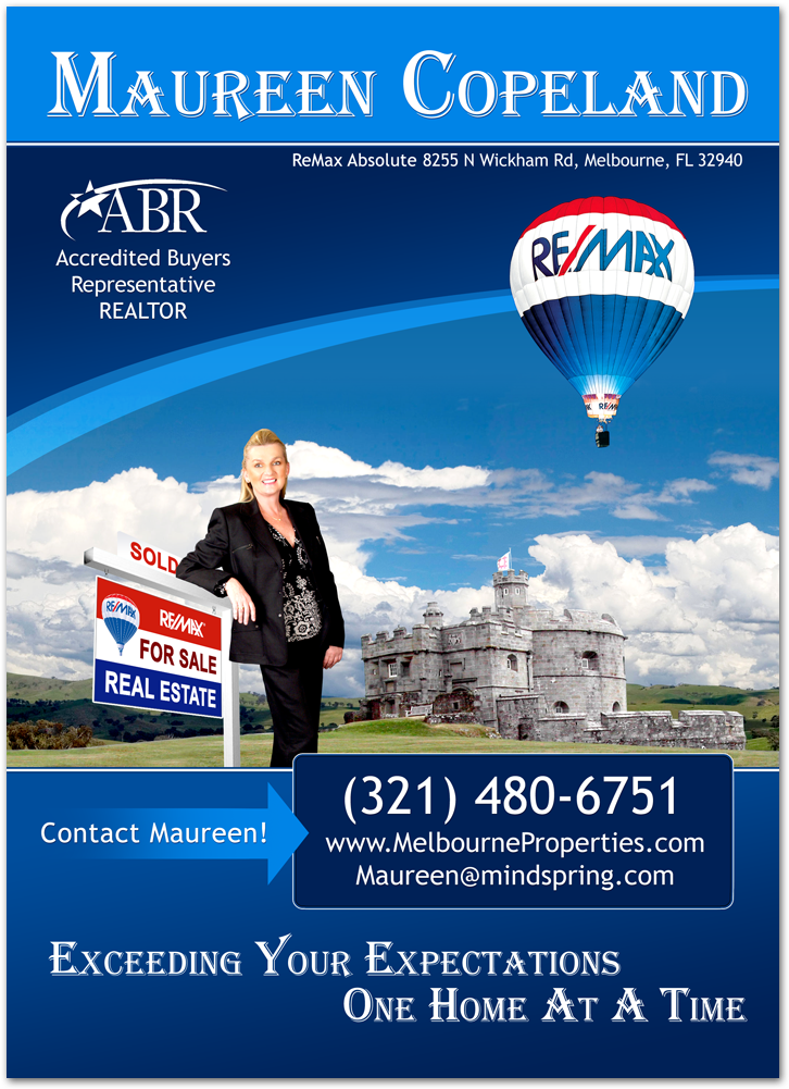 Melbourne Properties Flyers Florida