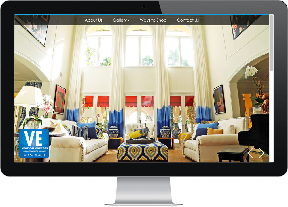 Best web design company Miami Florida Vertical Express
