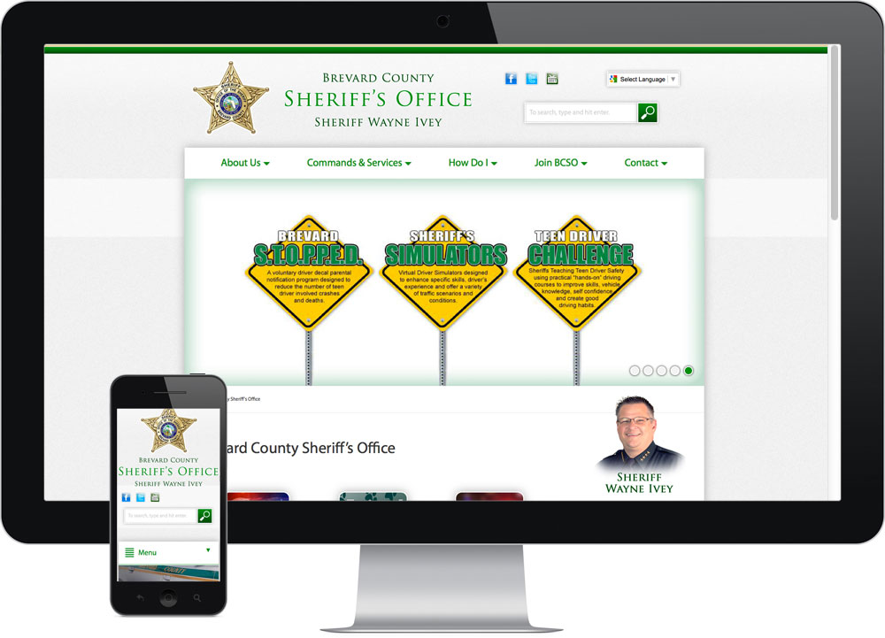 Brevard County Sheriff Web Site WP Florida