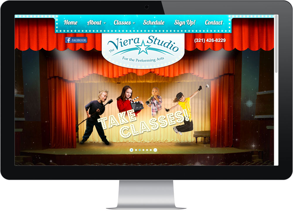 Viera Florida web design company