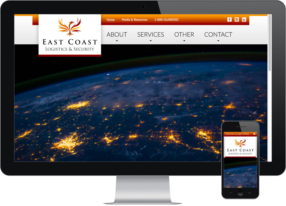 ECLAS Web Design Florida CMS