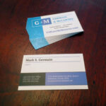 Business Cards: GM Law