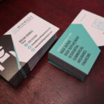 Business Cards: Midwest Roofing Co. 01