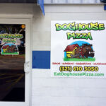 Graphic Design: Doghouse Pizza 1