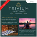 Large Signs: Trivium Luxury Homes 01