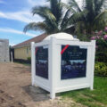 Large Signs: Trivium Luxury Homes