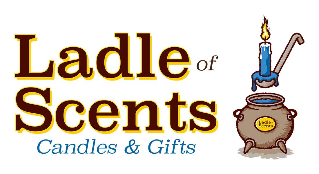 Ladle of Scents Logo Design