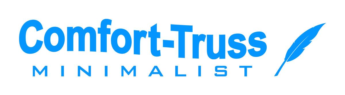 Logo Design: Comfort-Truss Minimalist
