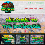 New Web Design: Doghouse Pizza