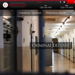 New Website: Germain Legal
