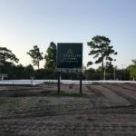 Trivium Luxury Homes Lot Sign