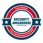 CJIS Level 4 Security Awareness Certification