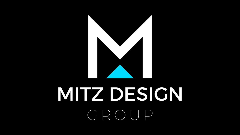 Mitz Design Group logo black design Florida