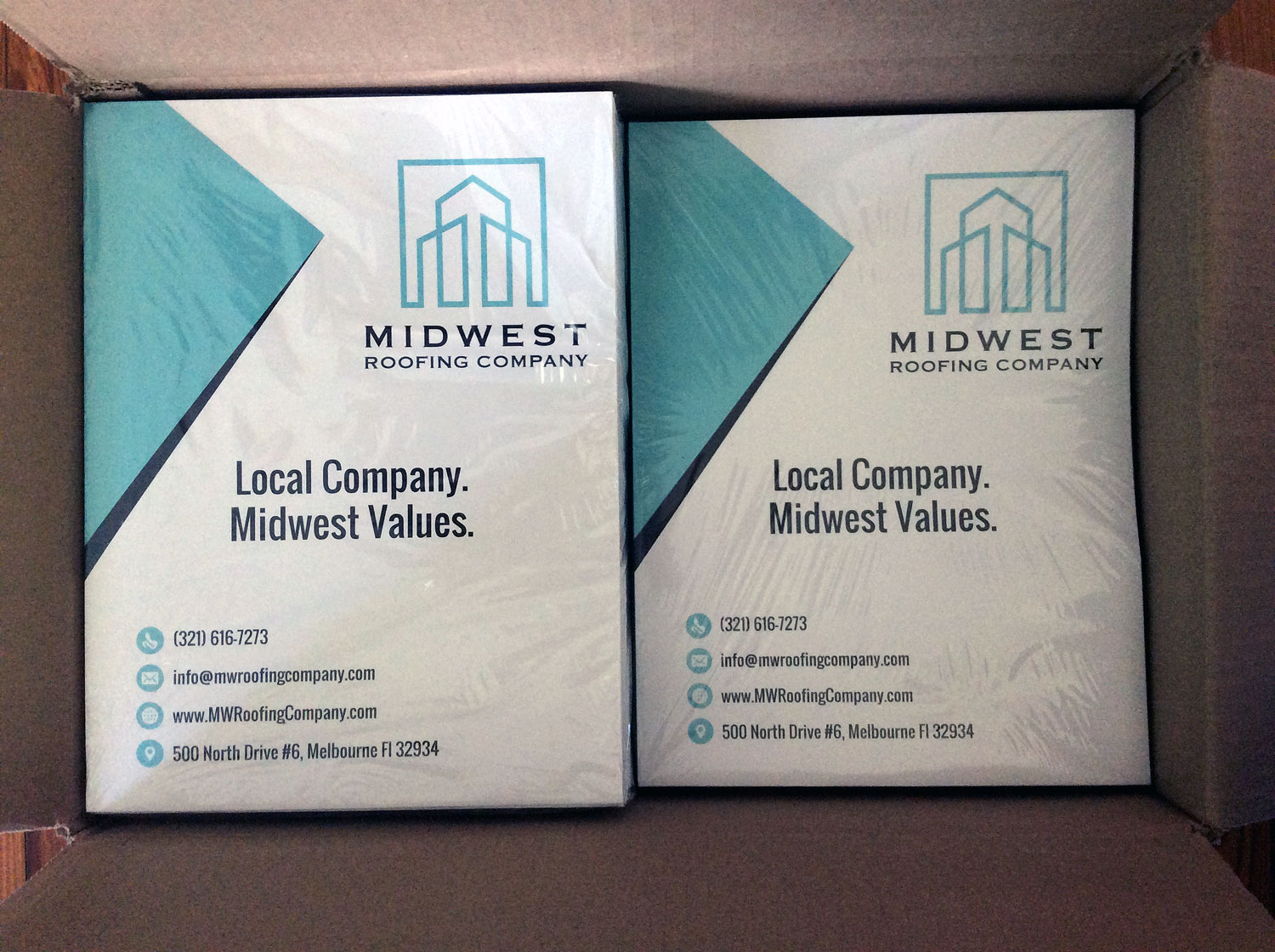 Midwest Roofing Co.: Folders 04