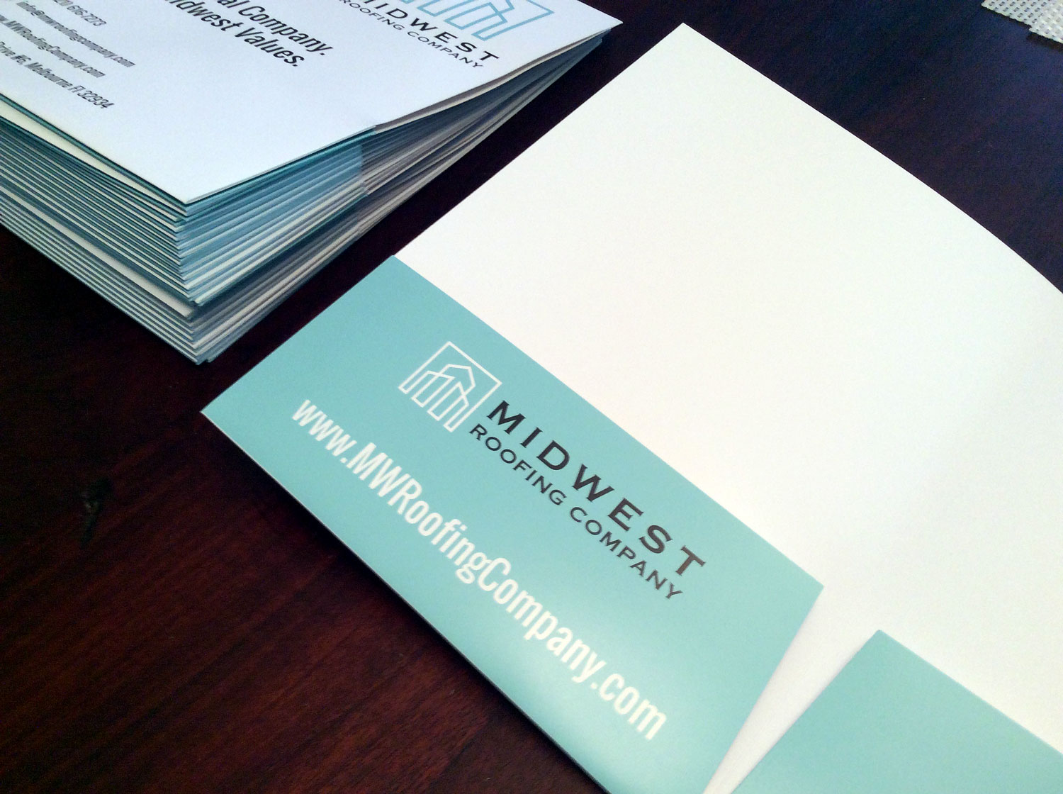 Midwest Roofing Co.: Folders 05