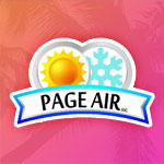 New Web Design: Page Air, Inc.