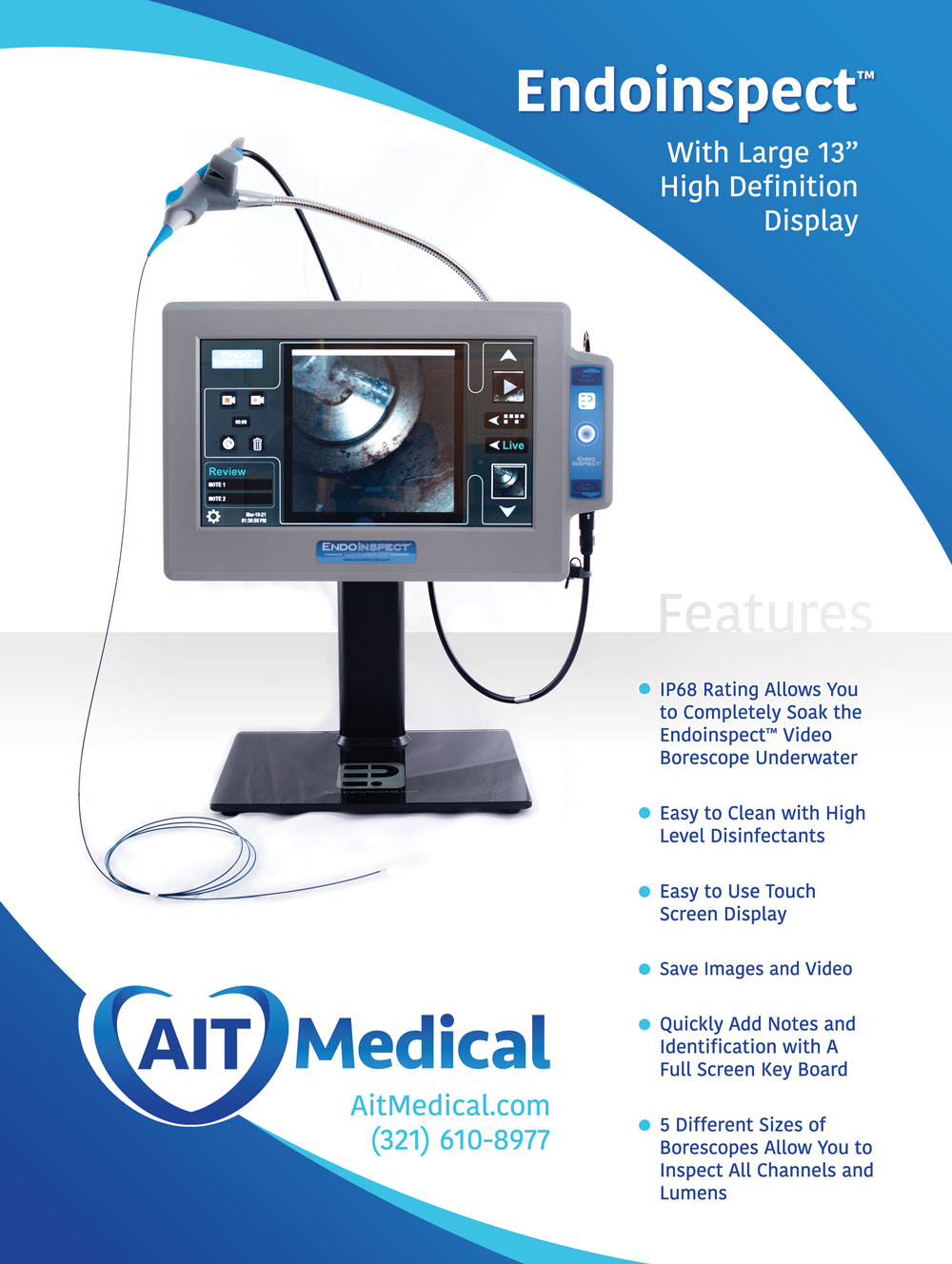 Magazine Ad: AIT Medical