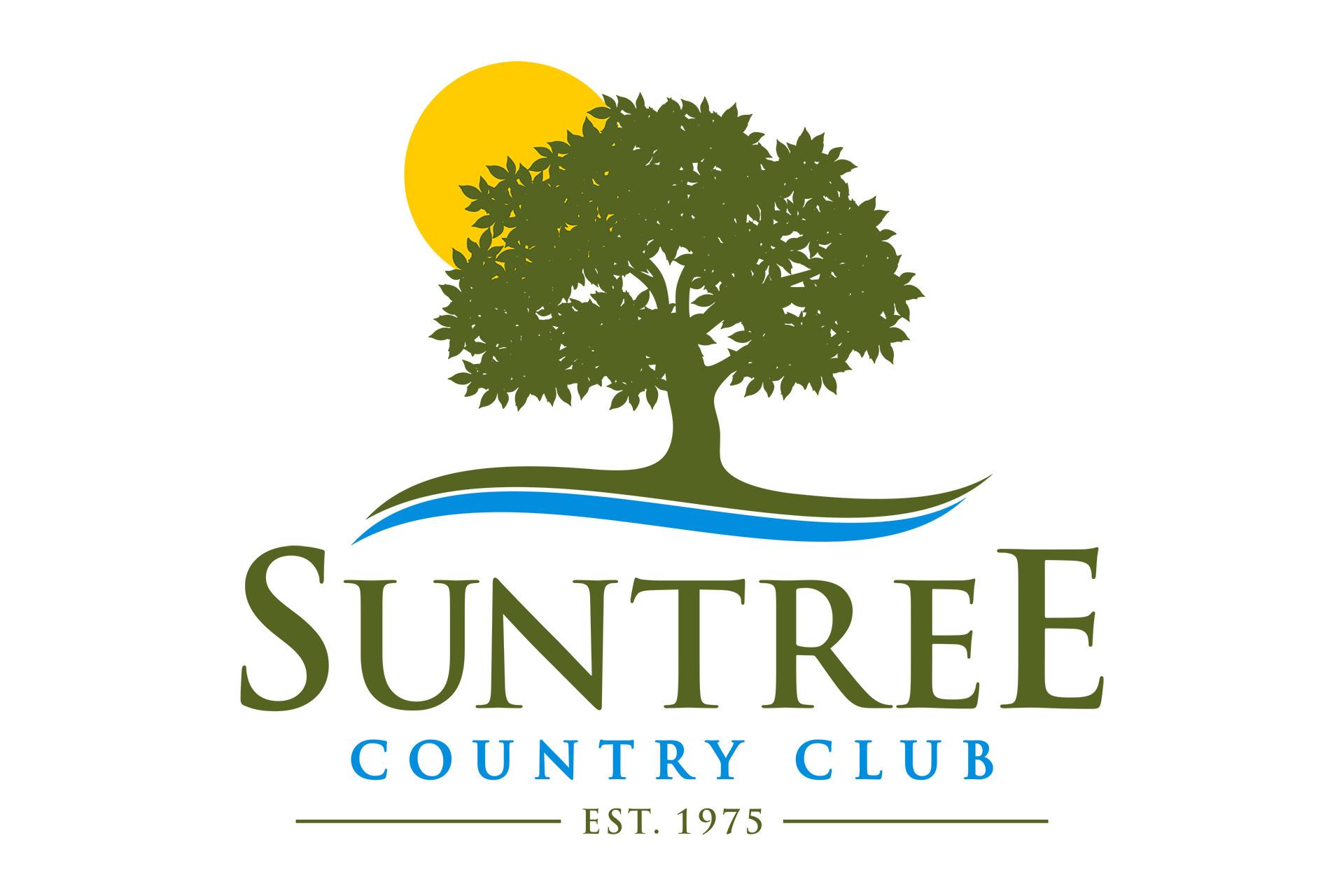 Logo Redesign: Suntree Country Club
